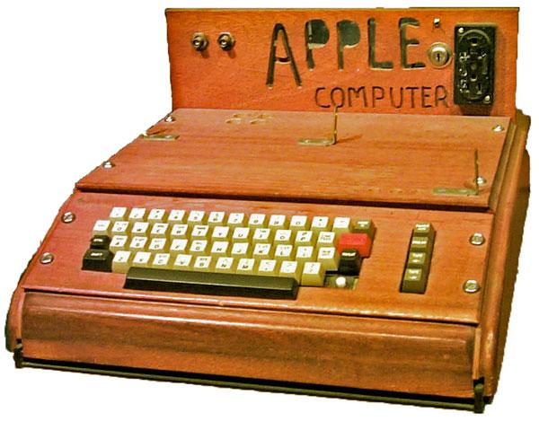 Компьютеры Apple 1 давно стали предметом коллекционирования