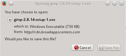 SourceForge опять пытается навязать adware проектам open source - 1