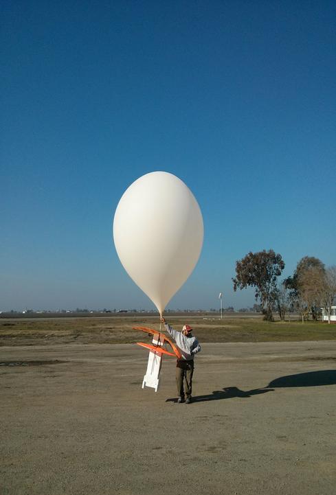 Интернет-катапульта: Google автоматизирует запуск воздушных интернет-шаров Project Loon - 1
