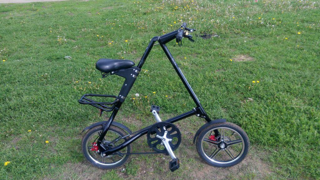 Обзор двухколесного городского велосипеда для гика - 3