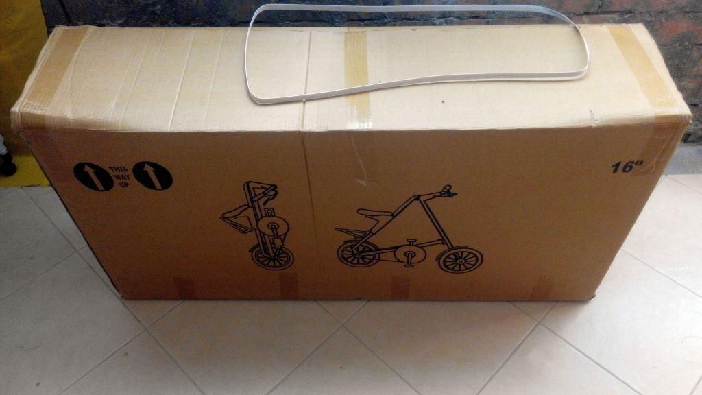 Обзор двухколесного городского велосипеда для гика - 4