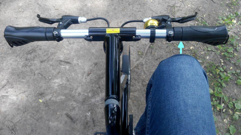 Обзор двухколесного городского велосипеда для гика - 8