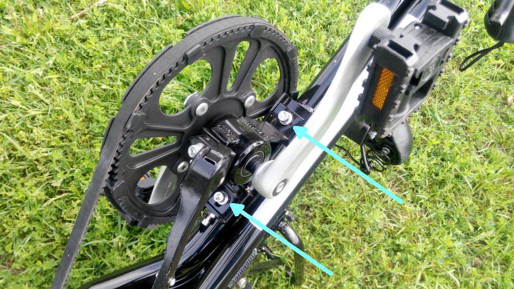 Обзор двухколесного городского велосипеда для гика - 9