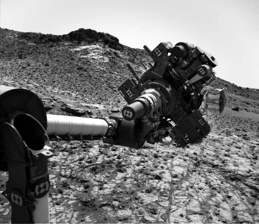 Тысяча дней на Марсе: неисправности и сбои марсохода Curiosity - 15