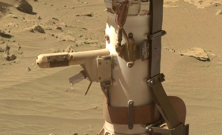 Тысяча дней на Марсе: неисправности и сбои марсохода Curiosity - 2