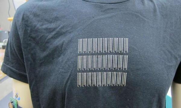 В разработке умная одежда, регулирующая температуру тела - 1