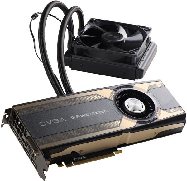 EVGA GeForce GTX 980 Ti Hybrid (06G-P4-1996)