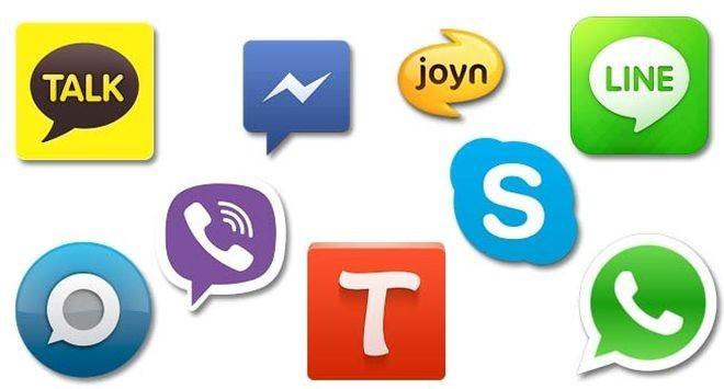Мессенджеры: мобильное медиа №1 - 1