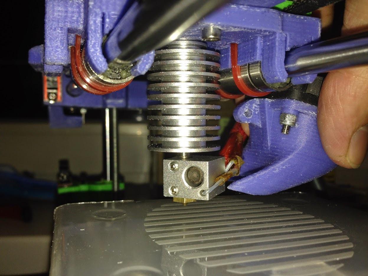 От РепСтрапа к РепРапу или как построить второй 3D-принтер и исправить в нем косяки первого - 12