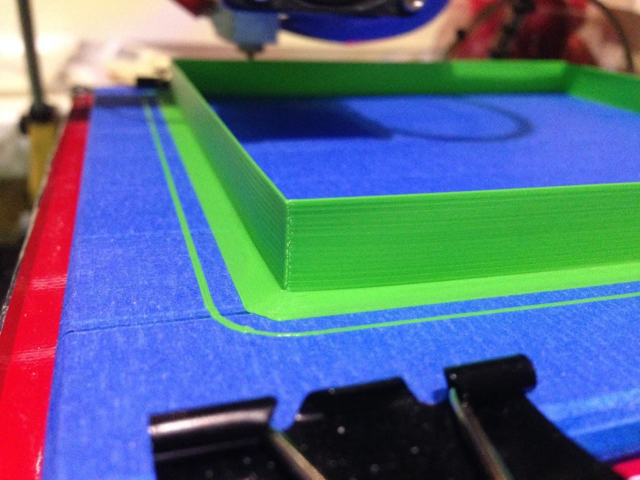 От РепСтрапа к РепРапу или как построить второй 3D-принтер и исправить в нем косяки первого - 13