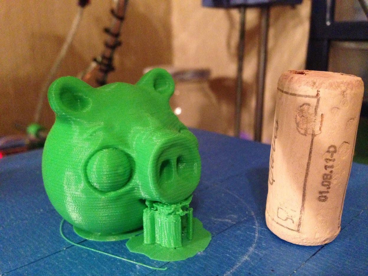 От РепСтрапа к РепРапу или как построить второй 3D-принтер и исправить в нем косяки первого - 14