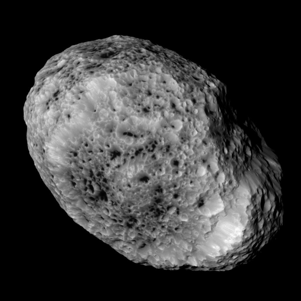Станция Cassini передала новые фото спутника Сатурна - 5