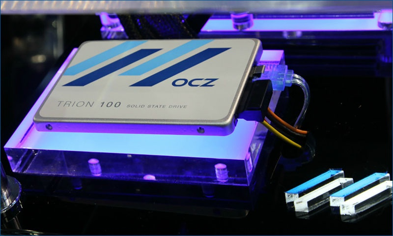 [Computex 2015] Компания OCZ представила новые SSD: Trion 100, Z-Drive 6300 Add-In-Card - 2
