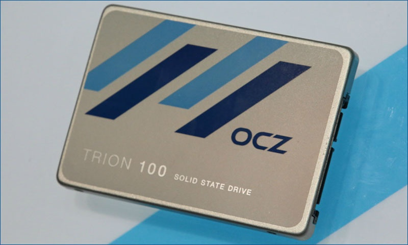 [Computex 2015] Компания OCZ представила новые SSD: Trion 100, Z-Drive 6300 Add-In-Card - 3
