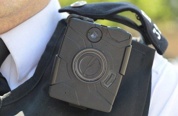 Лондон камеры полиция