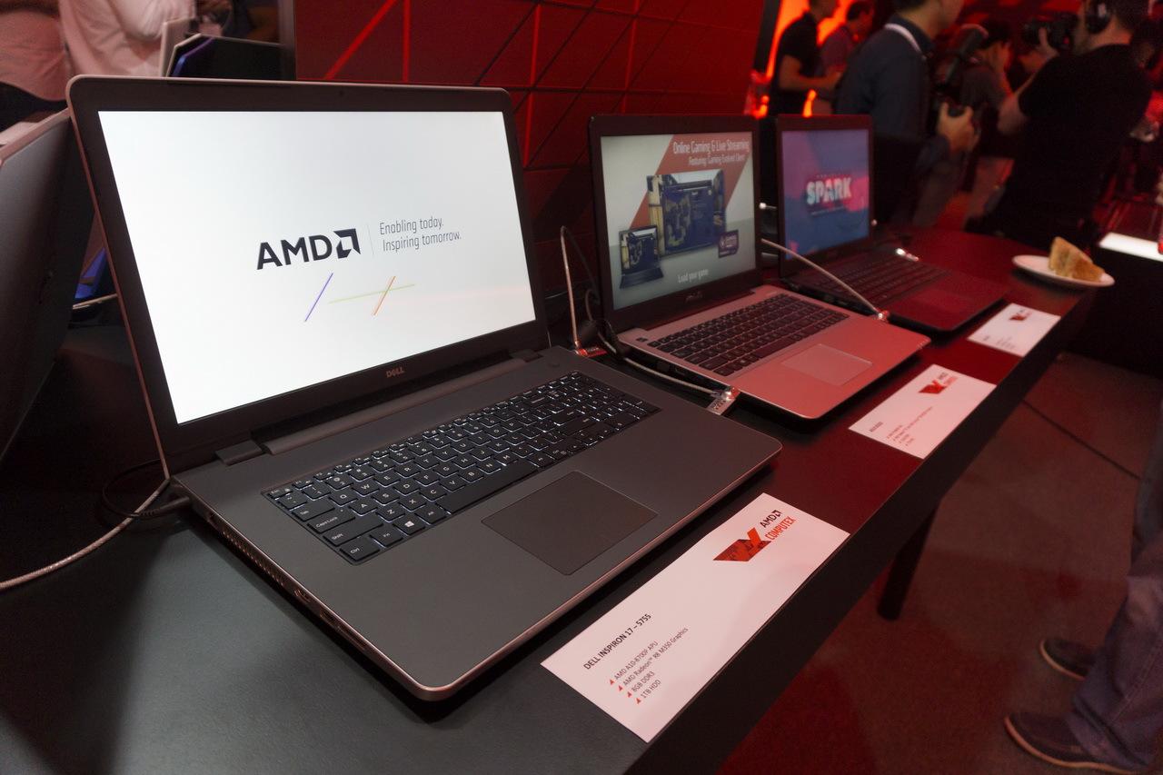 AMD на Computex 2015: APU шестого поколения готовы взбодрить портативные ноутбуки - 16