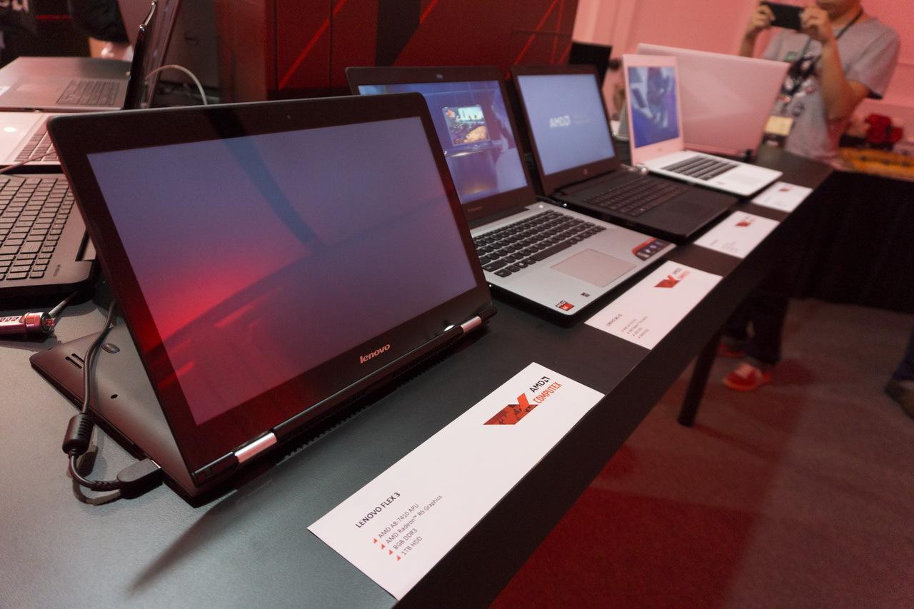 AMD на Computex 2015: APU шестого поколения готовы взбодрить портативные ноутбуки - 19