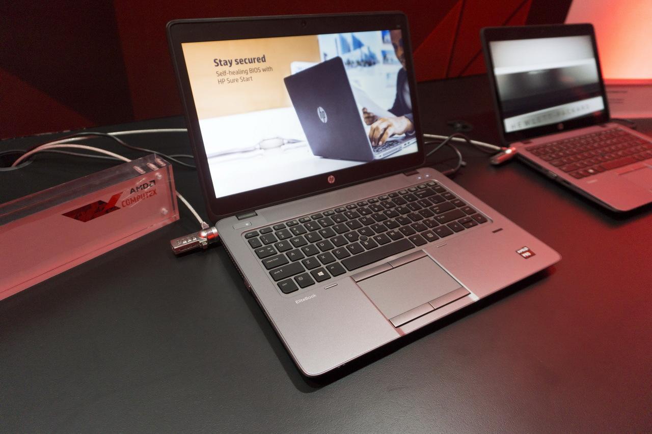 AMD на Computex 2015: APU шестого поколения готовы взбодрить портативные ноутбуки - 20
