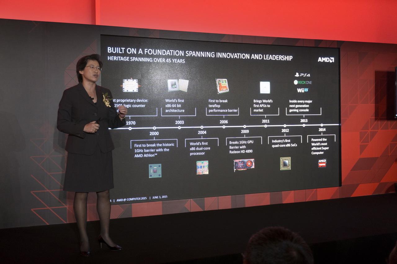 AMD на Computex 2015: APU шестого поколения готовы взбодрить портативные ноутбуки - 3