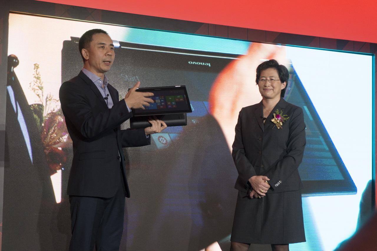 AMD на Computex 2015: APU шестого поколения готовы взбодрить портативные ноутбуки - 5