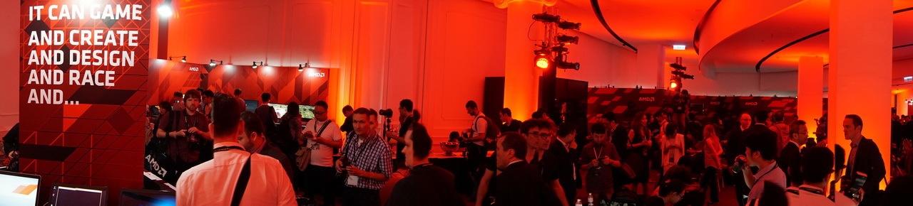 AMD на Computex 2015: APU шестого поколения готовы взбодрить портативные ноутбуки - 1