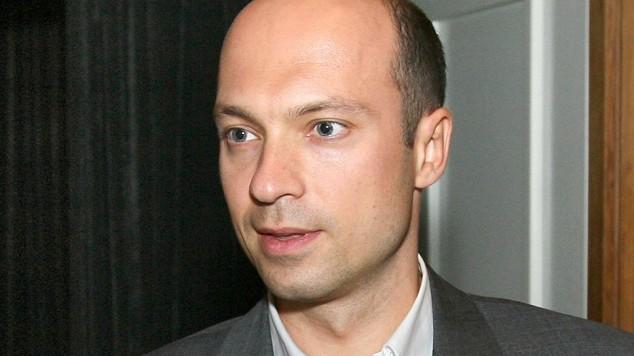 Максим Гришаков. Фото Валерий Левитин / Коммерсантъ