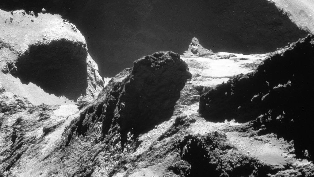 Команда проекта Rosetta предложила закончить миссию, посадив аппарат на комету в следующем году - 1