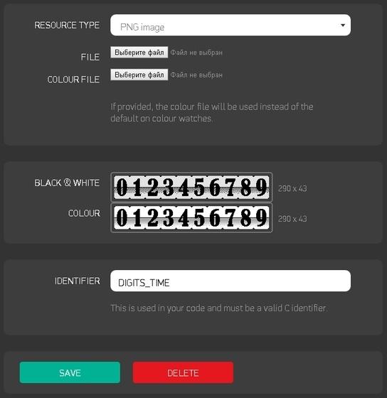 Раскрашивание циферблата для Pebble Time: битва за ресурсы - 2