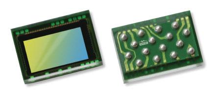 OmniVision OV9734 — самый маленький датчик изображения OmniVision, поддерживающий разрешение 720p