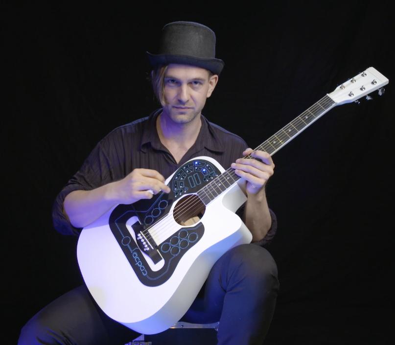 Гитара-оркестр скоро появится на Kickstarter - 3