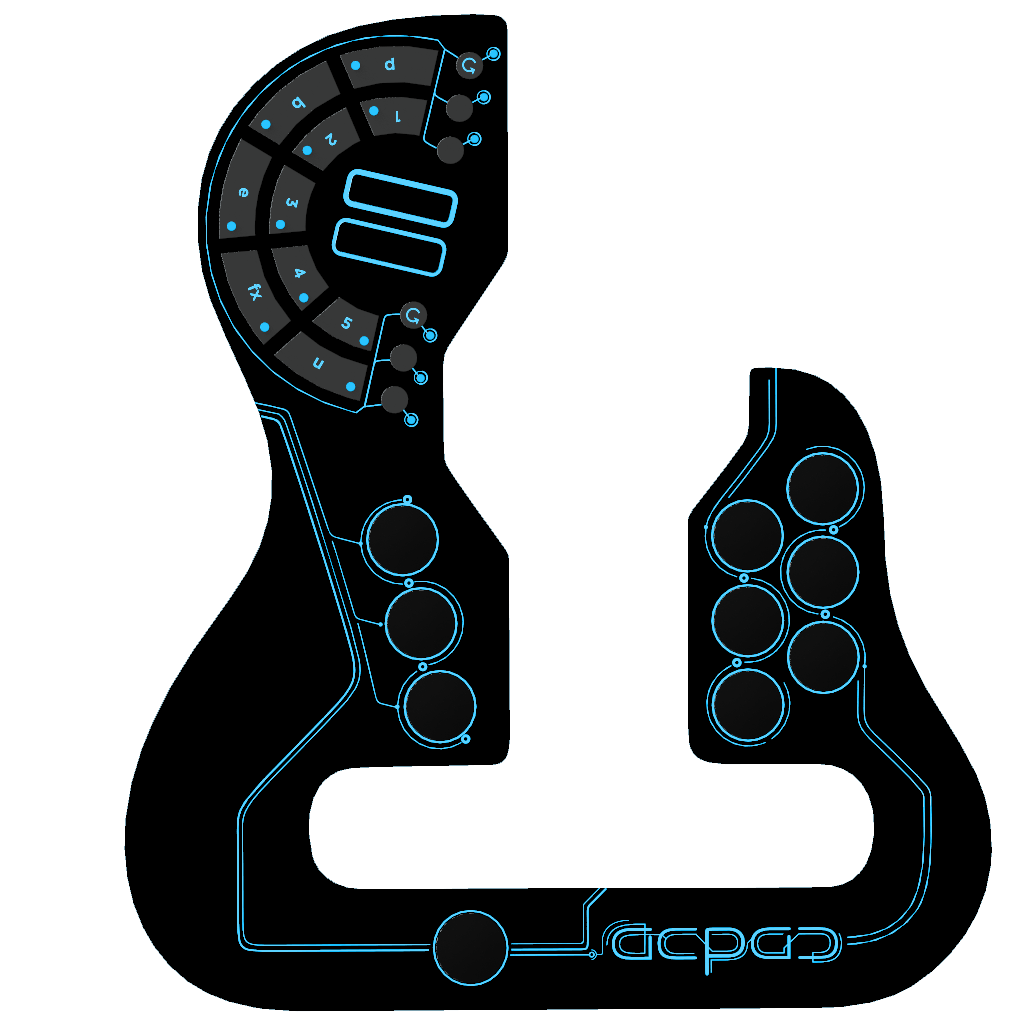 Гитара-оркестр скоро появится на Kickstarter - 1