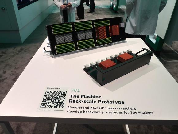 Прототип Machine появится в следующем году, но без мемристоров - 1