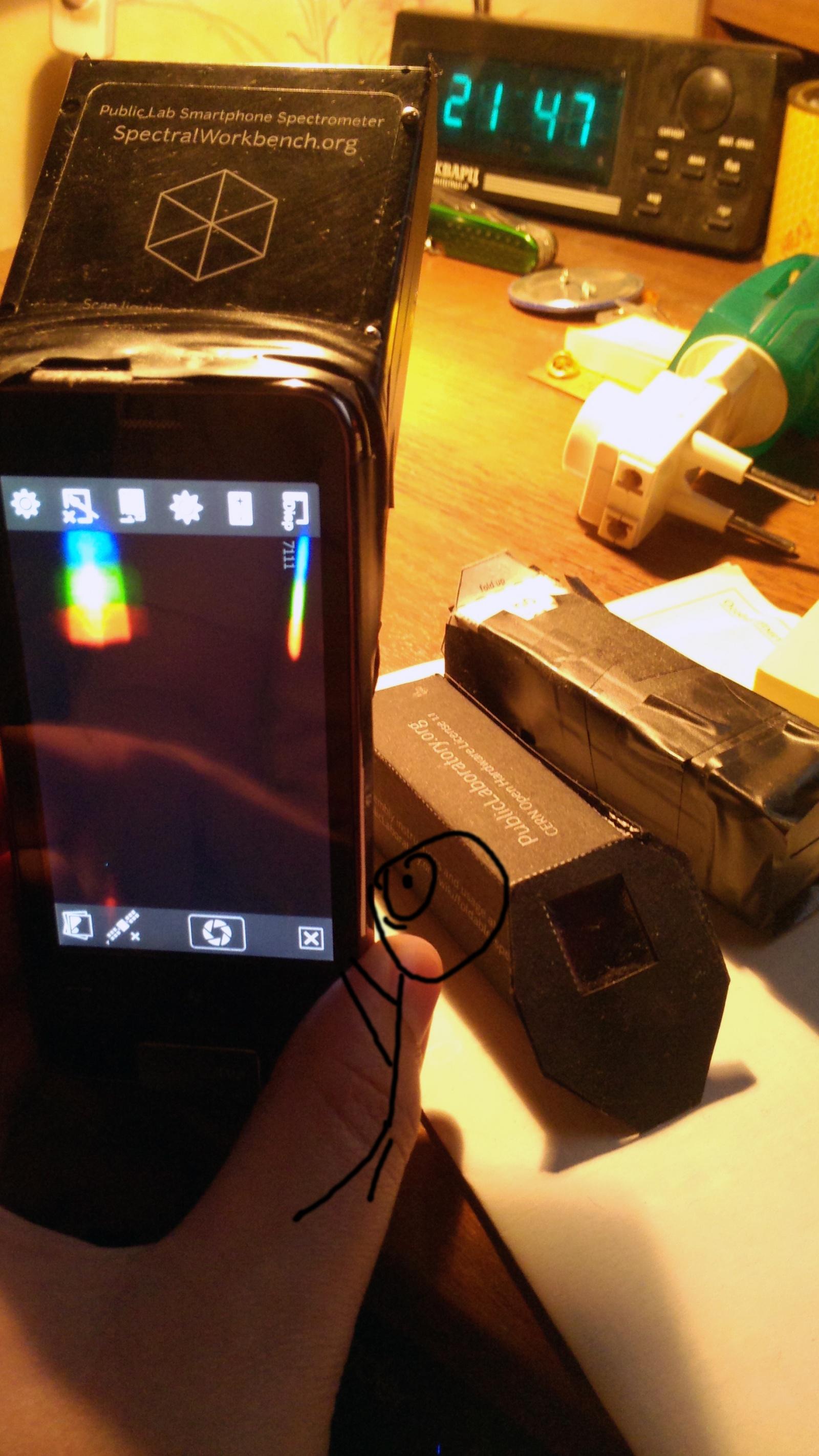 Сказ о том как спектральные характеристики освещения влияют на нашу жизнь - 16