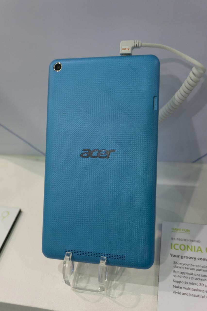 Acer на главной компьютерной выставке Computex 2015: Не ноутбуками едиными - 11
