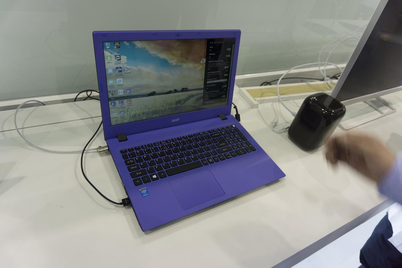 Acer на главной компьютерной выставке Computex 2015: Не ноутбуками едиными - 15