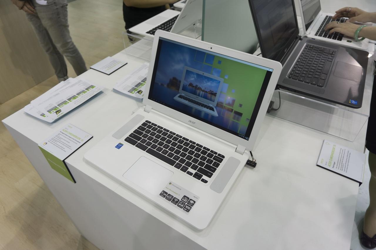 Acer на главной компьютерной выставке Computex 2015: Не ноутбуками едиными - 16