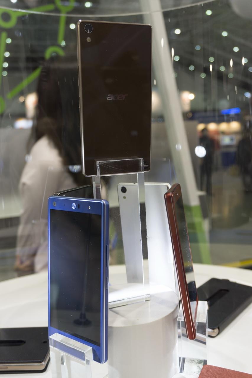 Acer на главной компьютерной выставке Computex 2015: Не ноутбуками едиными - 2
