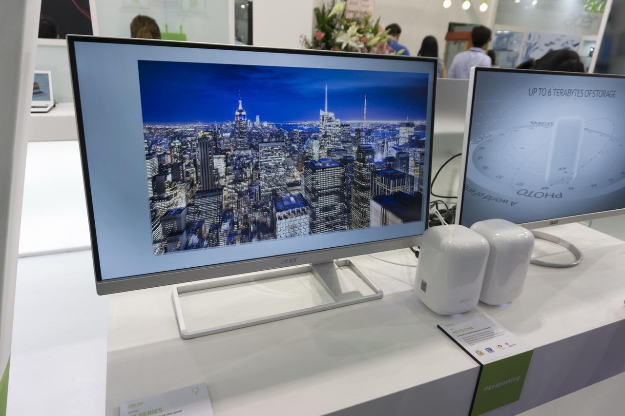 Acer на главной компьютерной выставке Computex 2015: Не ноутбуками едиными - 20