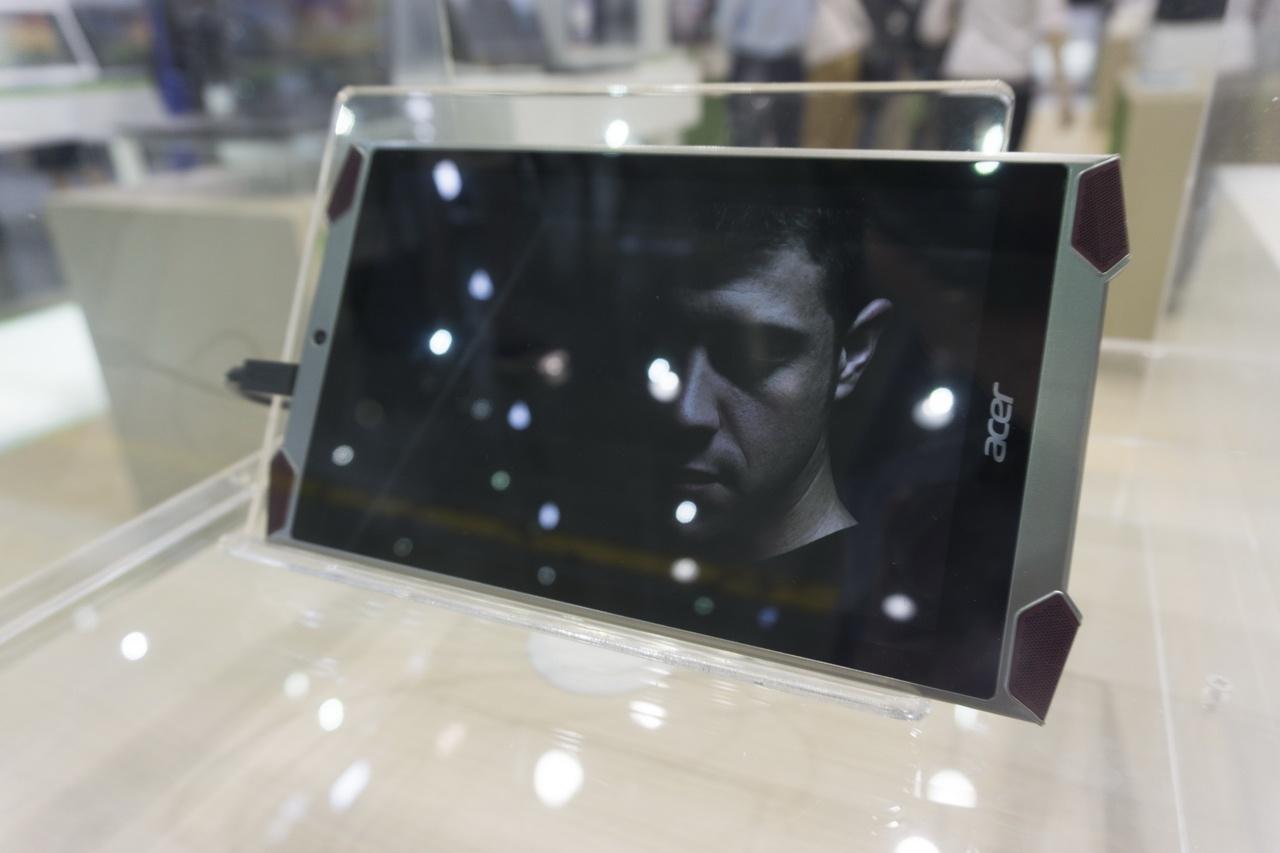 Acer на главной компьютерной выставке Computex 2015: Не ноутбуками едиными - 22