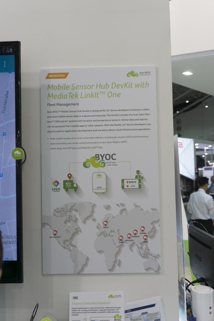 Acer на главной компьютерной выставке Computex 2015: Не ноутбуками едиными - 24