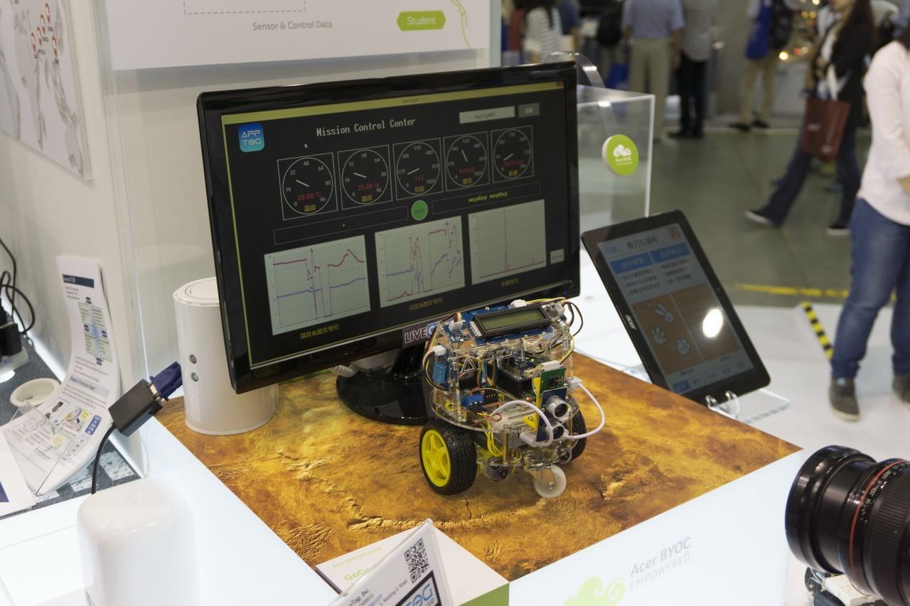 Acer на главной компьютерной выставке Computex 2015: Не ноутбуками едиными - 25