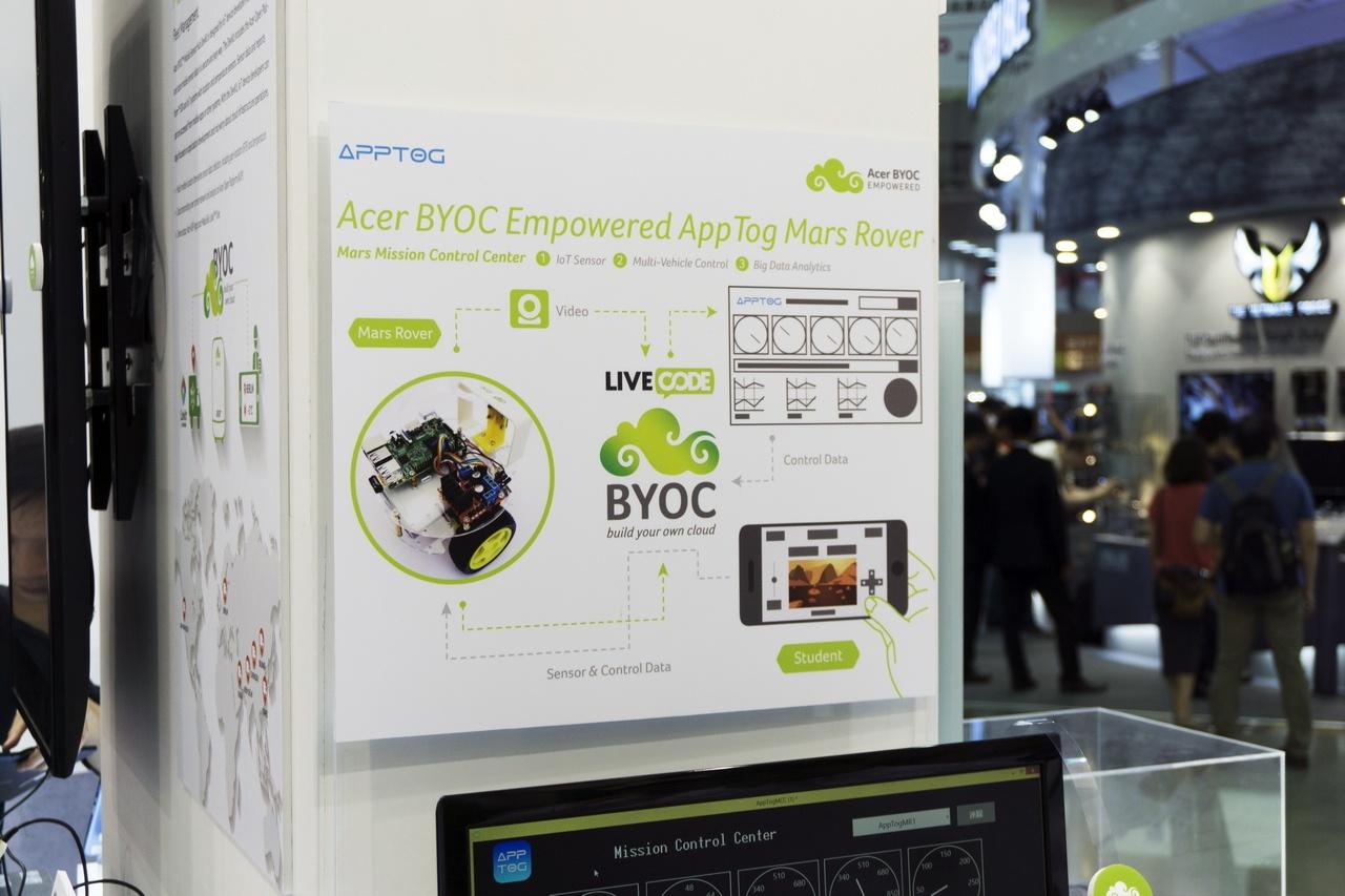 Acer на главной компьютерной выставке Computex 2015: Не ноутбуками едиными - 26
