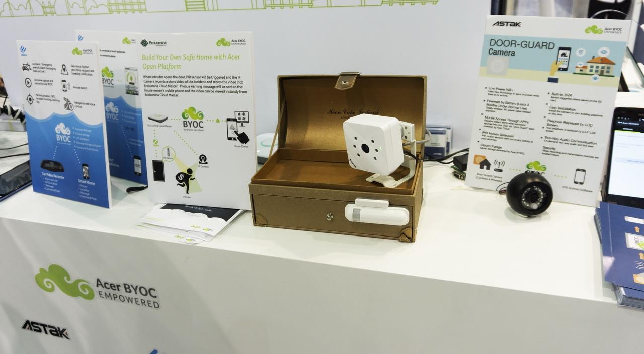 Acer на главной компьютерной выставке Computex 2015: Не ноутбуками едиными - 28