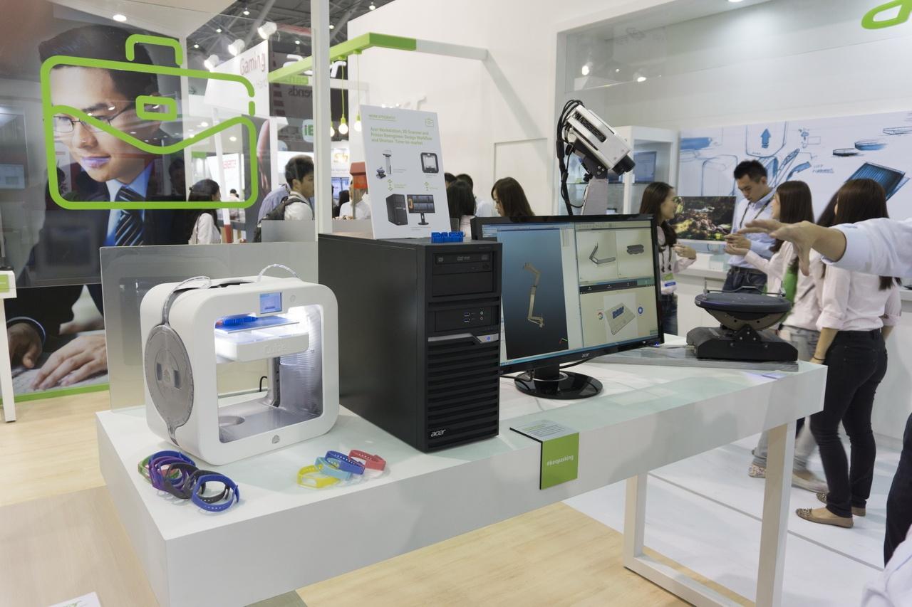Acer на главной компьютерной выставке Computex 2015: Не ноутбуками едиными - 31