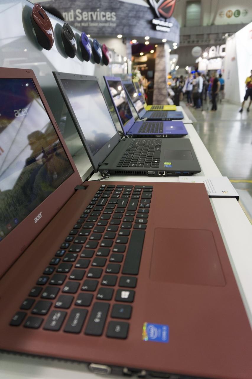 Acer на главной компьютерной выставке Computex 2015: Не ноутбуками едиными - 33