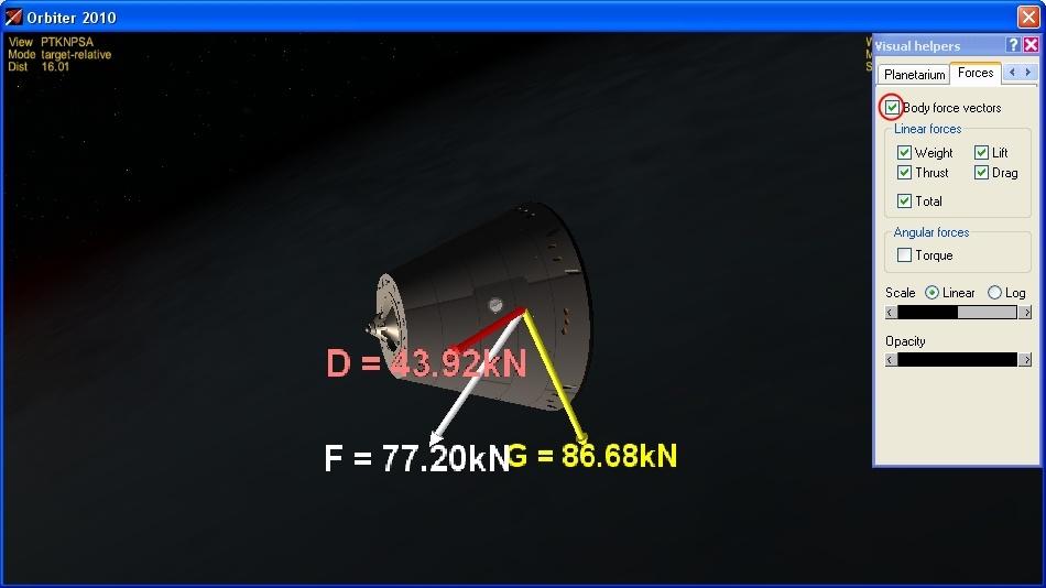 Сажаем перспективный российский корабль на Марс - 11