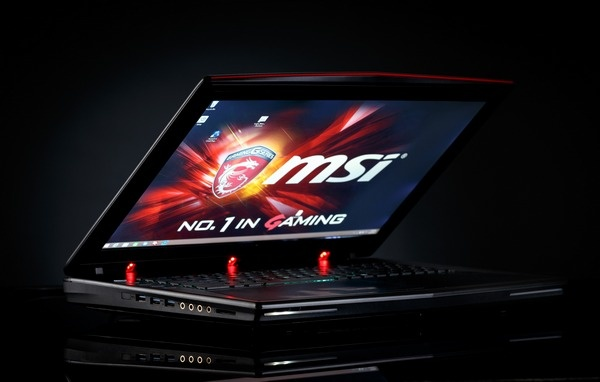 MSI GT72 Tobii Tech