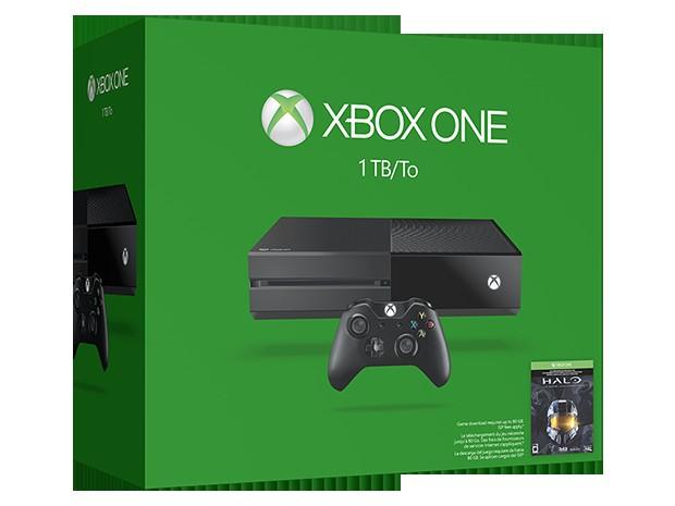 Xbox One проапгрейдили до 1 терабайта - 1