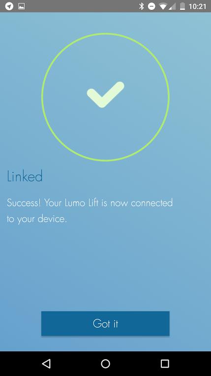 Череда обновлений. Что нового у Lumo lift, Wellograph, Xiaomi и Google fit: прошивки, обновления, версии - 12