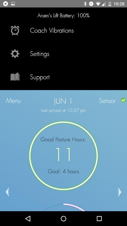 Череда обновлений. Что нового у Lumo lift, Wellograph, Xiaomi и Google fit: прошивки, обновления, версии - 14